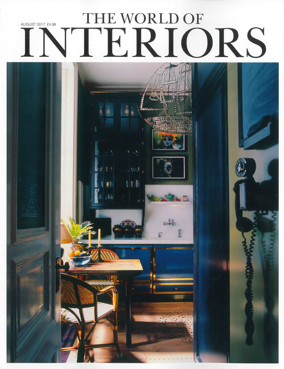 Home is where the Art is – The World of Interiors Magazine